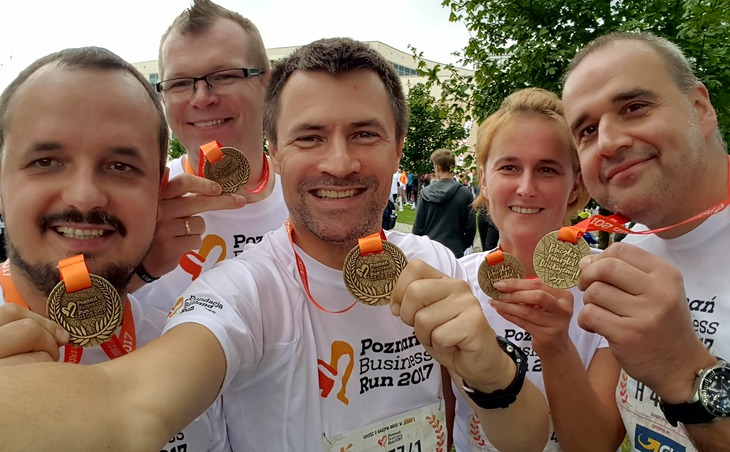 Poznań Business Run 2017