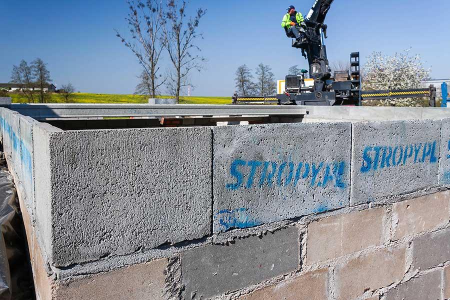 Strop panelowy SMART - KONBET Poznań